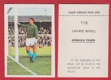 Ipswich Town Laurie Sivell